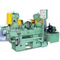 Fully Automatic Centering And Plunge Facing Machines