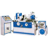 Hydraulic Cylindrical And Auto Cycle Internal Grinding..
