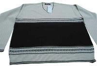 Acrylic Men's Sweater 7069