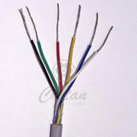 Multicore Rounded and Shielded Cables