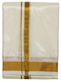 Men Silk Dhoti