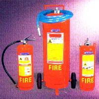 H<sub>2</sub>O Fire Extinguisher
