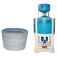 Vertical Rice Polishing Machine