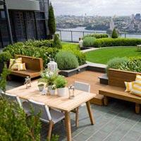 Terrace Garden Services
