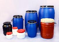 Open Top Drums