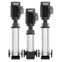 50Hz Vertical Multistage Centrifugal Pump