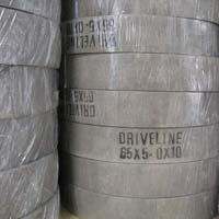 RUBBERISED BRAKE ROLL LININGS