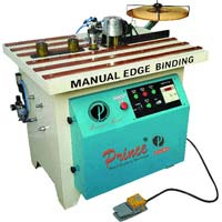 Edge Binding Machine