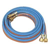 Gas Welding Rubber Hoses