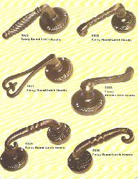 Iron Door Handles