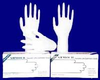 Pre Powdered Latex Examination Gloves - Manufacturer and Exporters,  Kerala - Safeshield India Rubber Products Pvt. Ltd.