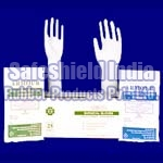 Pre Powdered Latex Surgical Gloves