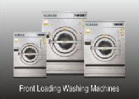 Front Loading Washing Machines with Low Spin Extract