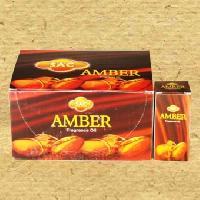 Amber Aroma Oil