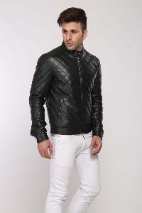Leather Garment