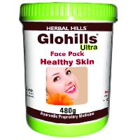 Glohills Ultra Face Pack 480 g Face Pack
