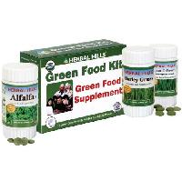 Green Food Supplement Kit
