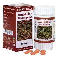 Piles Herbal Medicine - Arsohills 60 Tablets