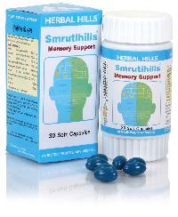 Smrutihills 30 Capsule - Memory Enhancer