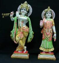 Radha Krishna Ji Statues