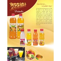 Fruit Drinks, Fruit Juices