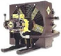 No Power Air Oil Cooler Filter Unit