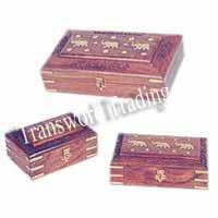 Wooden Boxes - (wb-01) - Manufacturer, Exporters and Wholesale Suppliers,  Delhi - Transworld Trading Inc.