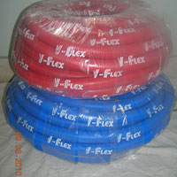 Plastic Flexible Corrugated Pipes