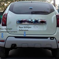 Duster Rear Body Kit
