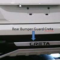 Rear Bumper Guard Creta