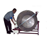 Khoa Making Machine Tilting Type - Mahavir Industries