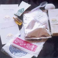 Henna Powder Kit