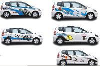 Car Body Stickers