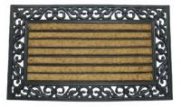 Coco Rubber Brush Grill Mat