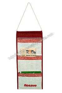 Jute Magazine Holder - ECO-SAVIOURS