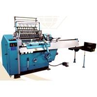 Semi Automatic Thread Book Sewing Machine Model Kmc-7000