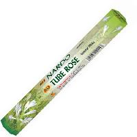 Tube Rose Floral Incense Sticks