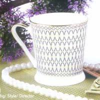 Double Deluxe Coffee Mug Set