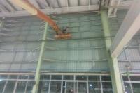 Industrial Structure Deep Cleaning  Services