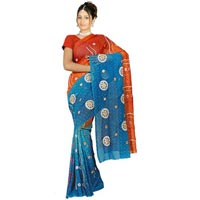Printed Saree - 01
