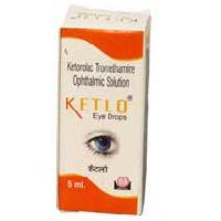 Ketlo Eye Drop