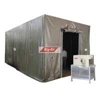 flexible barrier storage system