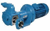 Motorized Lubrication Pumps
