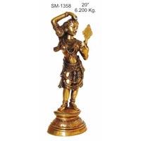 Brass Statues- Bs - 09