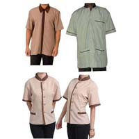 housekeeping uniforms manufacturers suppliers