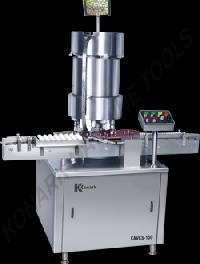 Automatic Multihead Alluminium Vial Cap Sealing Machine