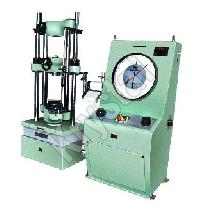Mechanical Universal Testing Machine - Krystal Elmec