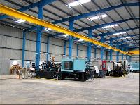 Pre Fabricated Metal Building For Industrial Sheds