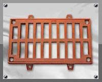 Grey Cast Iron Channel Grating