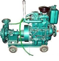 Split Casing Pump with Water Cooled Diesel Engine